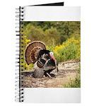 Wild Turkey Gobbler Journal