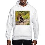 Wild Turkey Gobbler Hooded Sweatshirt
