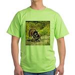 Wild Turkey Gobbler Green T-Shirt