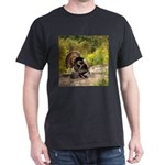 Wild Turkey Gobbler Dark T-Shirt