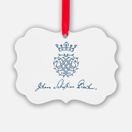 Bach to the Beach Ornament
