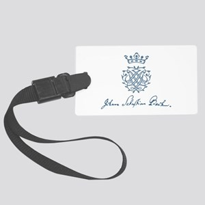 Bach to the Beach Luggage Tag