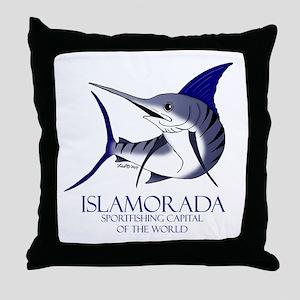Islamorada Throw Pillow