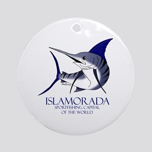 Islamorada Ornament (Round)