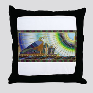 Magical Egypt Throw Pillow