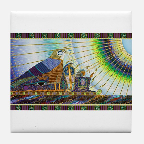 Magical Egypt Tile Coaster