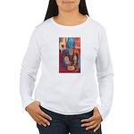Chess art Women's Long Sleeve T-Shirt