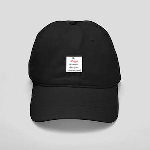 My Whippet is smarter... Black Cap