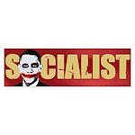Socialist Joker Bumper Sticker (10 pk)