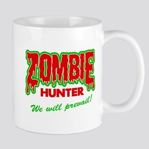 Zombie Hunter Society Mug