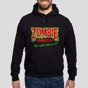 Zombie Hunter Society Hoodie (dark)