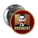 """Socialist Joker 2.25"""" Button (100 pack)"""