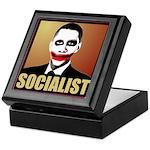 Socialist Joker Keepsake Box