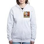 Socialist Joker Women's Zip Hoodie