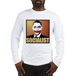 Socialist Joker Long Sleeve T-Shirt