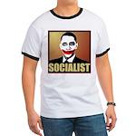 Socialist Joker Ringer T