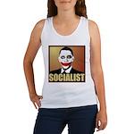 Socialist Joker Women's Tank Top