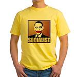 Socialist Joker Yellow T-Shirt
