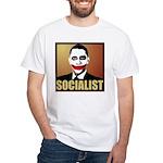 Socialist Joker White T-Shirt