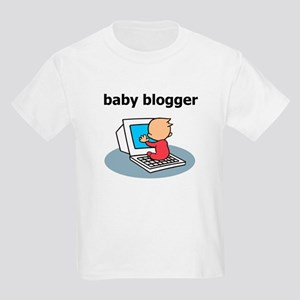 Baby Blogger Kids T-Shirt