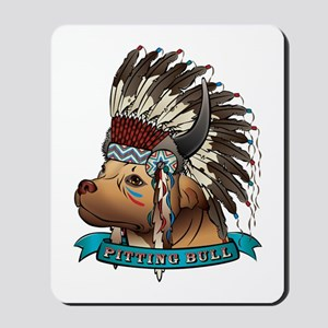 Pitting Bull Mousepad