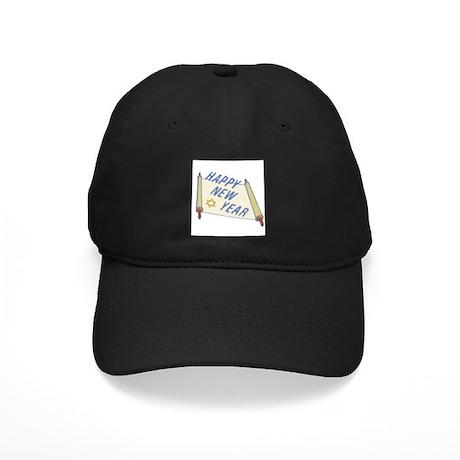 Happy New Year Black Cap