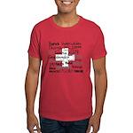 Swiss Cantons Flag Dark T-Shirt