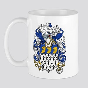 Barrell Coat of Arms Mug