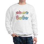 Pastel SIGN BABY Sweatshirt