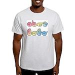 Pastel SIGN BABY Ash Grey T-Shirt