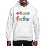 Pastel SIGN BABY Hooded Sweatshirt
