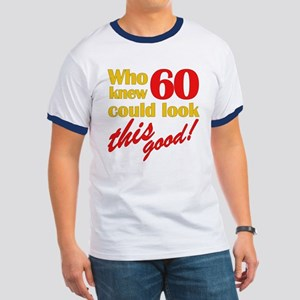 Funny 60th Birthday Gag Gifts Ringer T