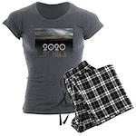 2020 Women's Charcoal Pajamas