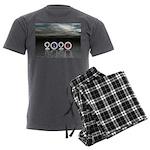 2020 Men's Charcoal Pajamas