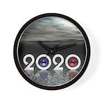 2020 Wall Clock