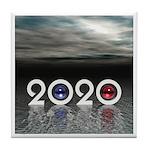 2020 Tile Coaster