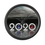 2020 Large Wall Clock