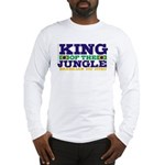 King of the Jungle BJJ Long Sleeve T-Shirt