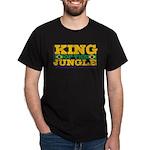 King of the Jungle BJJ Dark T-Shirt