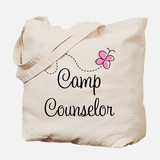 Camp Counselor Tote Bag