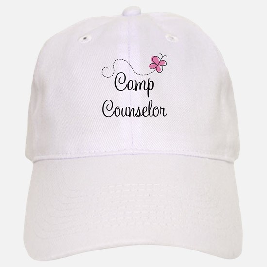 Camp Counselor Baseball Baseball Cap