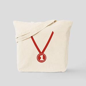 Medal - Champion Tote Bag