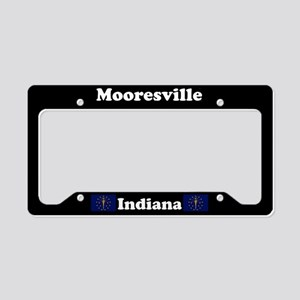 Mooresville, IN License Plate Holder