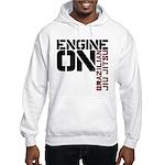 Engine On Jiu Jitsu Hooded Sweatshirt