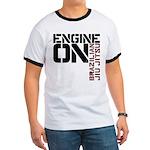 Engine On Jiu Jitsu Ringer T