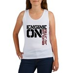 Engine On Jiu Jitsu Women's Tank Top