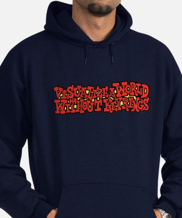 Visualize a World Without Hoodie (dark)