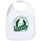 Maine Cotton Bibs