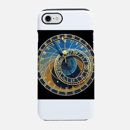Astronomical Clock-Prague iPhone 7 Tough Case
