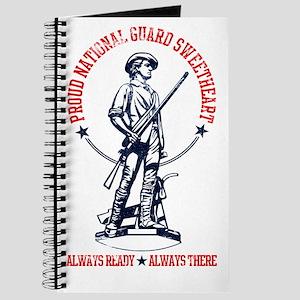 National Guard Sweetheart Journal